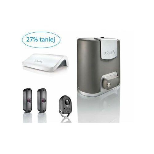 Connexoon + Elixo 500 3S io centralka + napęd do bramy przesuwnej do 30% zniżki przy zakupie w naszym sklepie