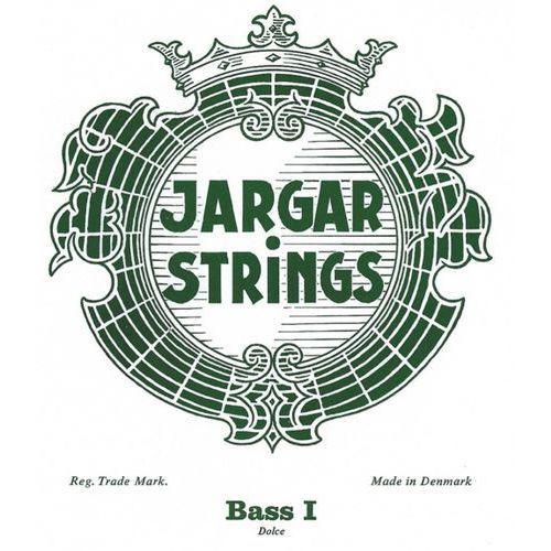 (642502) struny do kontrabasu - g - chromstal - forte marki Jargar