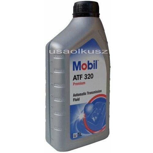 320 półsyntetyczny olej do automatycznej skrzyni biegów 1l marki Mobil