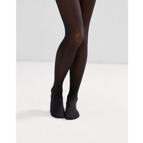design 40 denier black tights in recycled nylon - black marki Asos