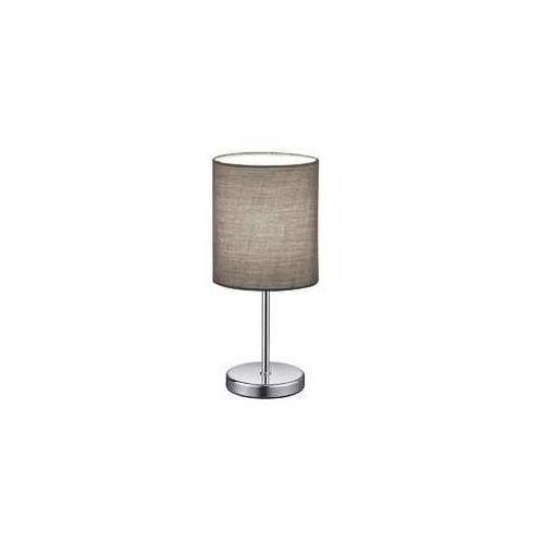 jerry lampa stołowa chrom, 1-punktowy - dworek - obszar wewnętrzny - jerry - czas dostawy: od 3-6 dni roboczych marki Reality