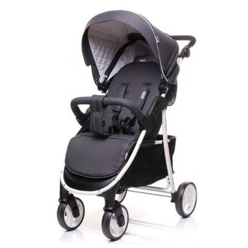 Wózek 4BABY Rapid Premium, Rapid_Premium_Dark_Grey