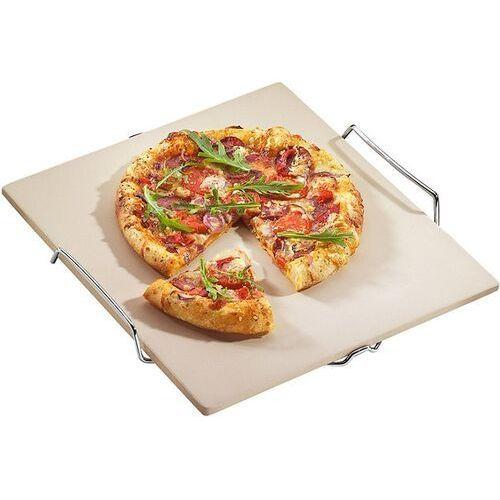 Kamień do pizzy kordieryt 38x35 cm kuchenprofi (ku-1086000000) (4007371049368)