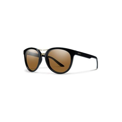 Okulary Słoneczne Smith BRIDGETOWN Polarized D28/L5, kolor żółty