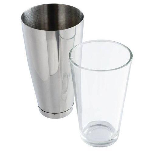 Xxlselect Shaker bostoński ze szklanką 800ml