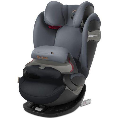 Cybex fotelik samochodowy pallas s-fix 2018, pepper black (4058511251752)