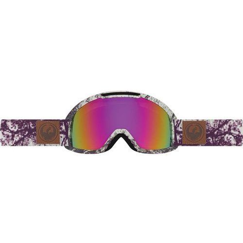 Dragon Gogle snowboardowe  - dx2 - patina royal/purple ion + yellow red ion (822)