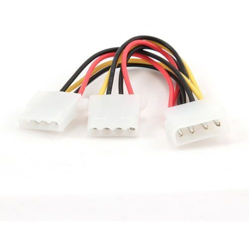 Kabel rozdzielacz zasilania 1xMOLEX/2xMOLEX, CC-PSU-1