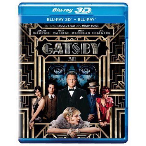 Wielki Gatsby 3D z kategorii Pozostałe filmy