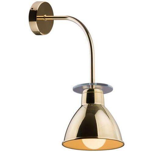 Kinkiet LAMPA ścienna GAJA 0633 Amplex loftowa OPRAWA metalowa industrialna kopuła złota (1000000548839)
