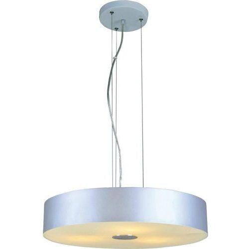 Lampa wisząca roda srebrna marki Lampex