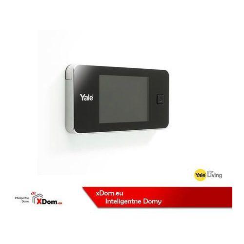 """elektroniczny wizjer do drzwi 3.2"""" ddv 500 marki Yale"""