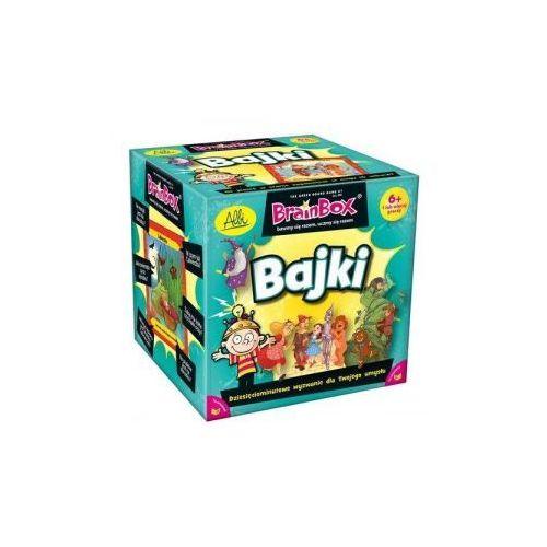 OKAZJA - Brainbox. bajki marki Albi