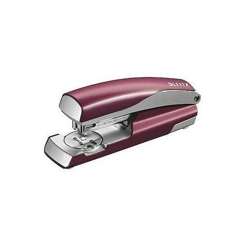 Leitz Zszywacz średni metalowy nexxt series style do 30k rubinowa czerwień 55620028