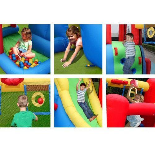 Dmuchane Centrum Zabawy 11w1 - Happy Hop - OKAZJE
