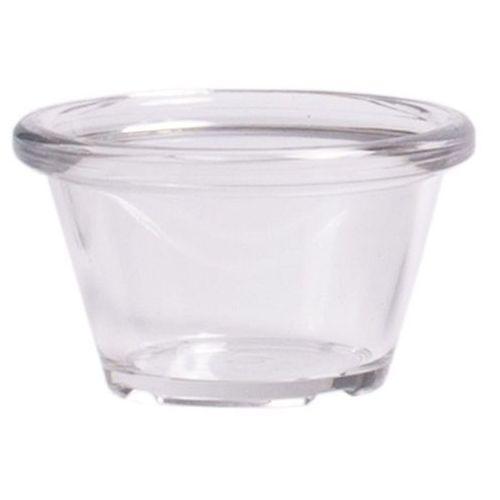 Naczynie do dipów Ramekin przeźroczyste - 6 cm