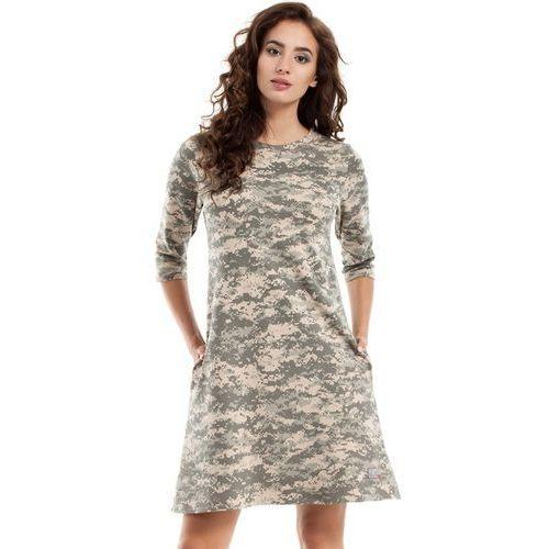 236 sukienka moro model 3, Moe, 36-42