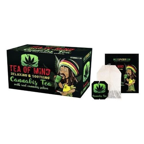Euphoria - Herbata Tea of Mind - 30g