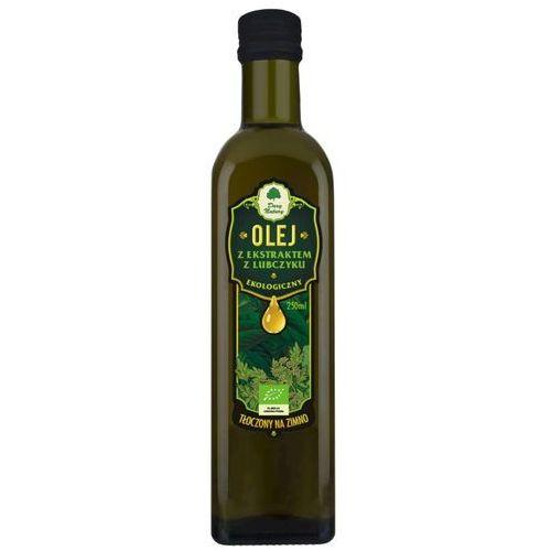 Olej z ekstraktem z lubczyku BIO 250ml Dary Natury (5902581616234)
