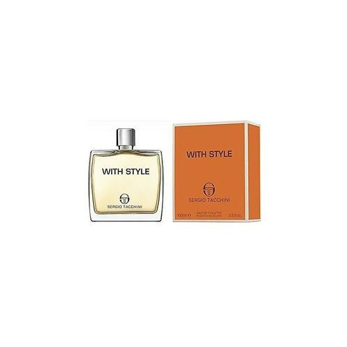 Sergio Tacchini With Style Men 50ml EdT