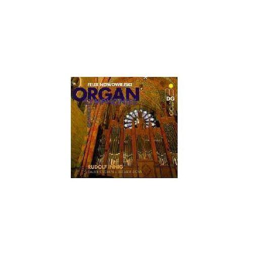 Mdg Nowowiejski: complete organ symphonies