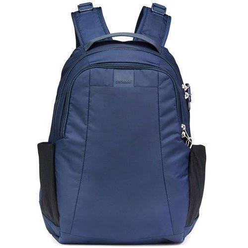"""Pacsafe Metrosafe LS350 plecak miejski na laptop 13"""" / granatowy - Deep Navy, kolor niebieski"""