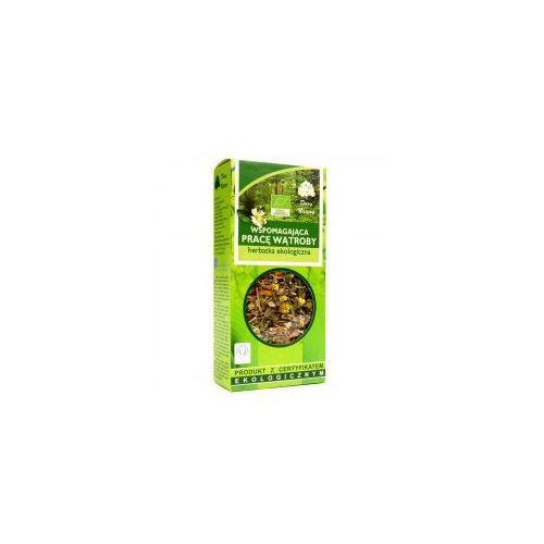 Herbata Wspomagająca pracę wątroby 50g BIO DARY NATURY (5902741005205)