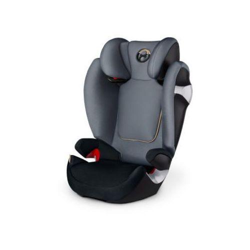 Cybex gold fotelik samochodowy solution m graphite black-dark grey (4251158227535)