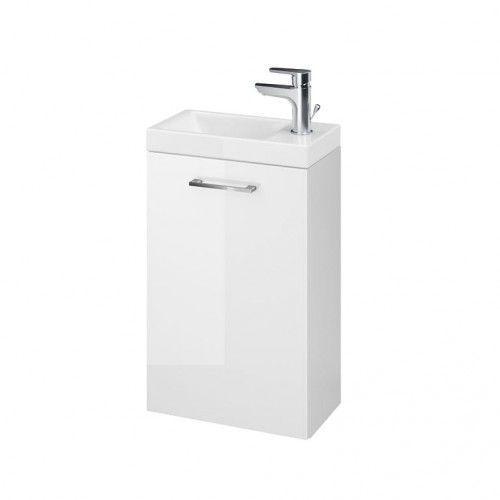 CERSANIT LARA Zestaw szafka + umywalka Como 40, biały S801-187