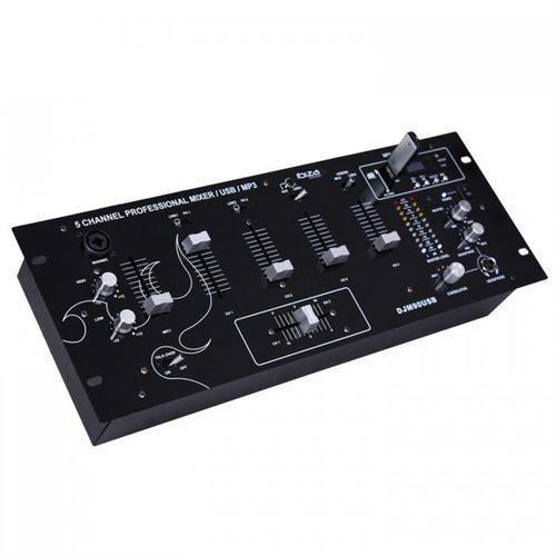 5-kanałowy pulpit mikserski djm90usb-bt usb sd marki Ibiza