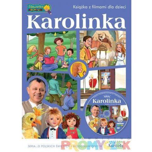 OKAZJA - Karolinka - książka z filmami dla dzieci