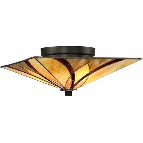 Plafon asheville qz/asheville/f - lighting - rabat w koszyku marki Elstead