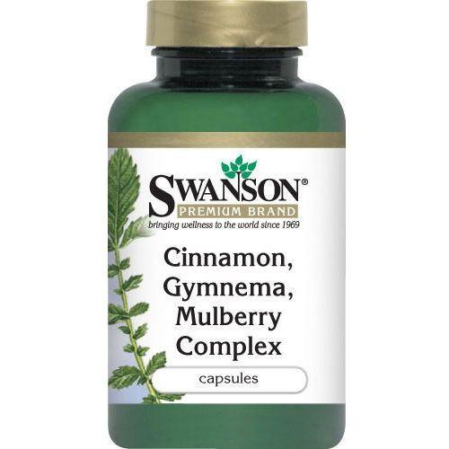 Kompleks cynamonu, gymnemy i morwy 120kaps, 21059363