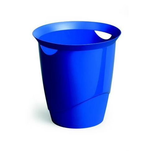 Durable Kosz na śmieci trend niebieski (16 l.)