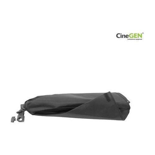 Zestaw 2 lamp światła stałego softbox 50x50cm 125w 220cm marki Cinegen
