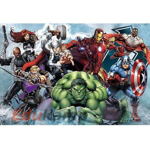 Puzzle 100 el. Avengers