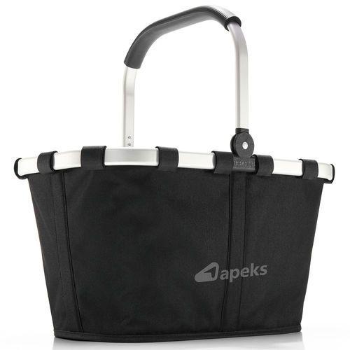 Reisenthel Carrybag koszyk na zakupy / RBK7003 - Black (4012013521058)