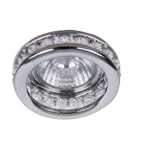 Lampa oprawa sufitowa Rabalux Spot Fashion 1x50W GU 5.3 chrom/przeźroczysty 1159, 1159