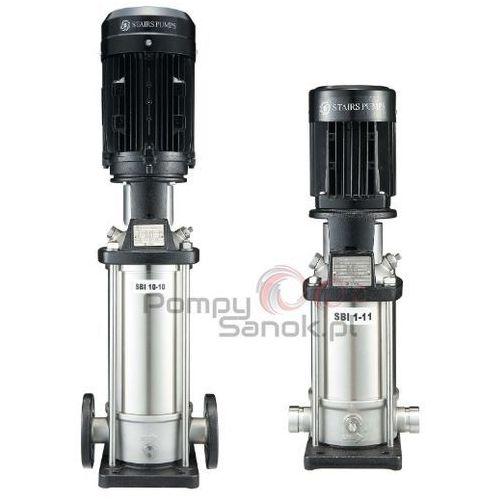 Stairs pumps Pompa in-line sbi 1-33 2,2 kw zasilanie 400v inox aisi 304
