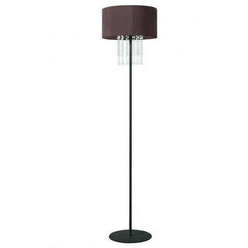 Lampa podłogowa Wenecja Brąz 153/ST BRA - Lampex - Sprawdź kupon rabatowy w koszyku