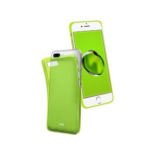 SBS Cool Cover TECOOLIP7PAG iPhone 7 Plus (zielony) - produkt w magazynie - szybka wysyłka!, kolor zielony