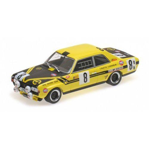 Opel Commodore A Steinmetz #8 Pilette/Gosselin 24h Spa 1970, 5_602937