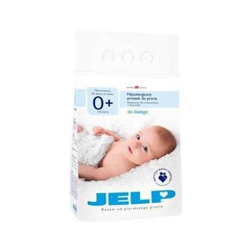 Danlind Jelp 4kg hipoalergiczny proszek do prania białych tkanin 0m+