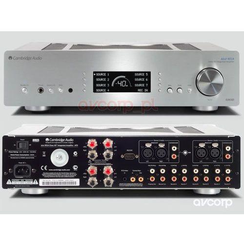 Cambridge Audio AZUR 851A - Srebrny - Srebrny (5055300405913)