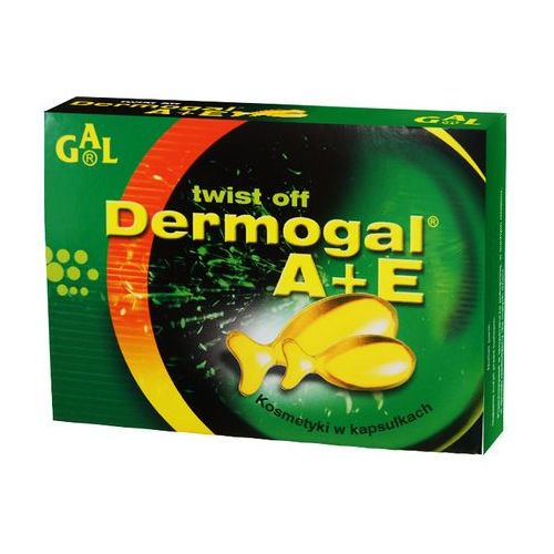 Kapsułki Dermogal kaps. A+E x 48