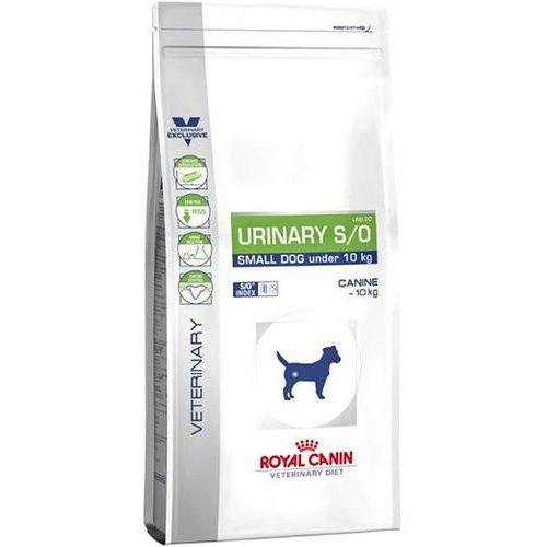 Royal canin vet dog urinary s/o small dog usd20 4kg