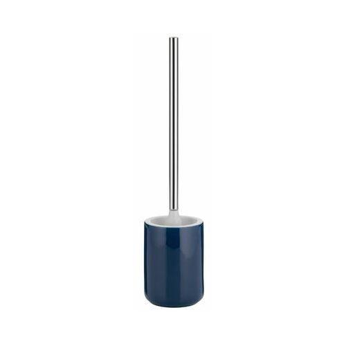 Kela Szczotka do WC ISABELLA ceramika ciemna niebieski (4025457205118)
