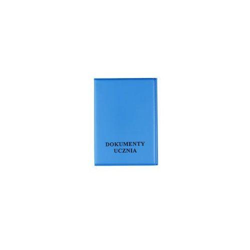Biurfol Okładka etui na legitymację szkolną, dokumenty - błękitny (5907214707266)