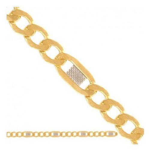 Łańcuszek złoty pr. 585 - Ld038, 35655