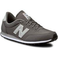 Sneakersy NEW BALANCE - U410CA Szary, w 9 rozmiarach